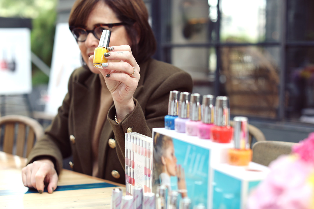 How I Went from Biting My Nails to Being the Co-Founder of the World's Top Nail Beauty Company